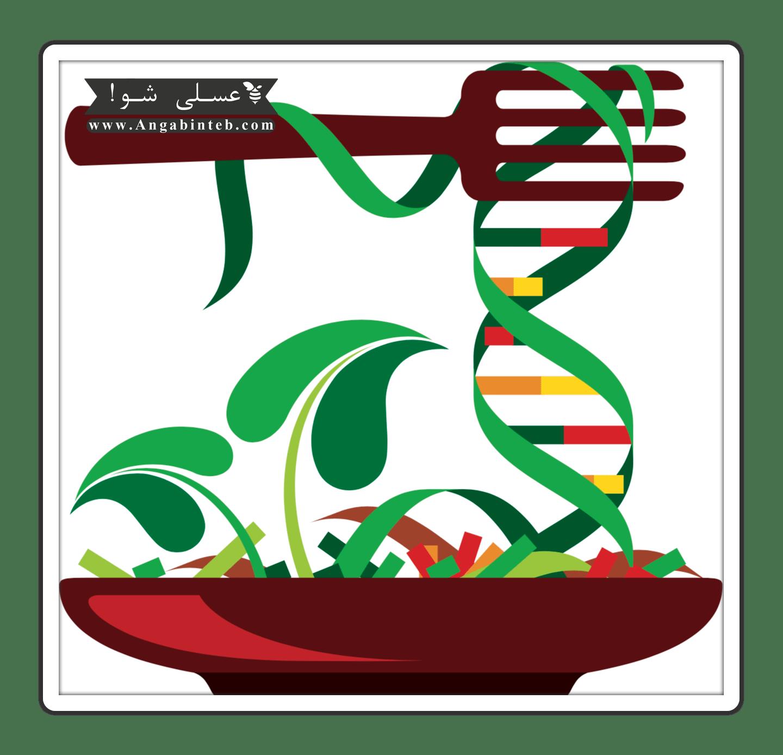 ژنتیک و تغذیه
